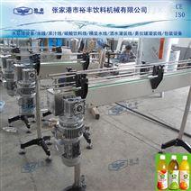 灌装输送线,工程塑料链板输送