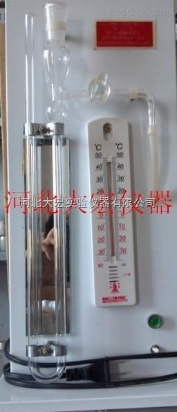 DBT-127型电动勃氏透气比表面积测定仪