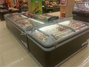 超市豪华岛柜