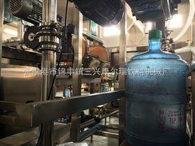 QGF纯净桶装水三合一灌装机