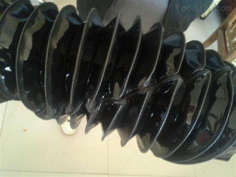 带拉链可分开式油缸防护罩厂家