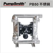 PB50-*TT-ABS10-台湾 PumpSmith PB50 2 304、316L SS 气动双隔膜泵 (未税运)