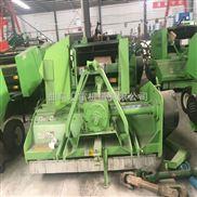 晋中 新型稻草自动打捆机 自动拾捡粉碎打捆一体机 拖拉机牵引式