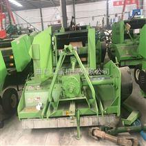新民 玉米秸秆收集处理设备 粉碎打捆一体机 批发