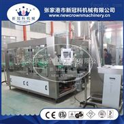CGF32-32-15-厂家供应异形瓶三旋盖果汁饮料灌装机