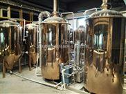 新型啤酒发酵设备 餐饮自酿啤酒设备 品牌啤酒生产设备