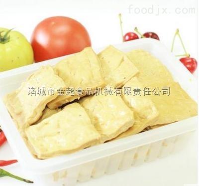 豆制品盒式包装设备(特色豆腐气调真空包装机)