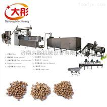 时产500公斤狗粮加工设备生产线