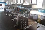 YH-12KW速食面微波烘干灭菌设备 济南越弘微波设备 微波烘干设备