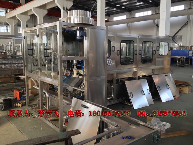 5加仑桶装水生产线厂家