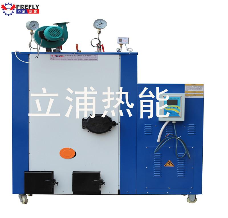 lsg-立式生物质蒸汽锅炉-张家港市尚亿热能设备有限