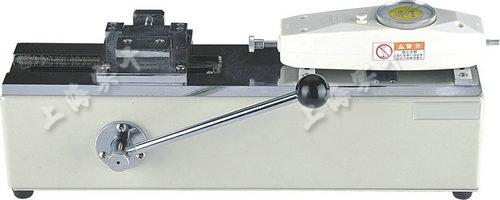 电线端子拉脱力测试机图片