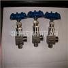 CNG压缩机专用不锈钢截止阀