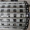 厂家直线不锈钢链板 冲孔方链板 特制加大孔链板输送带